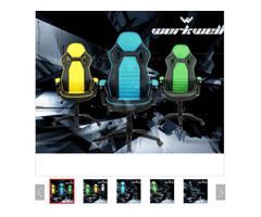 Fashion Design Professional Cheap Comfortable Modern Lether Swivel Racing Seat Gaming Chair