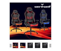 High Quality Modern Adjustable Swivel Gaming Chair