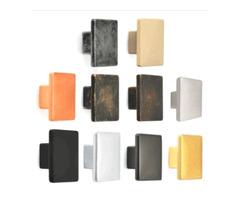 Cupboard Knobs | Cabinet Knobs | Black Knobs | Drawer Knobs
