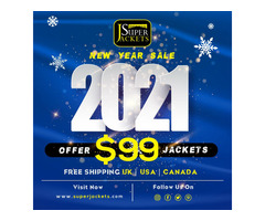 Happy New Year Offer $99 Jackets On Superjackets