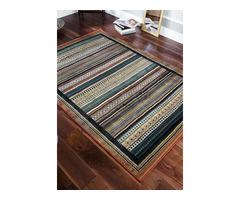 Gabbeh Rug by Oriental Weavers in 933 R Design - Rugs UK