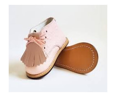 Flawless Soft Leather Baby Shoes - Durable and Long Lasting