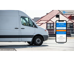 How To Check Van History For Free Online?