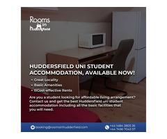 Attractive Huddersfield uni accommodation