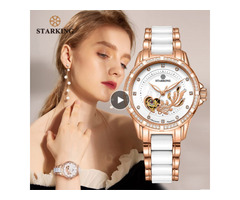 STARKING Womens Mechanical Watch