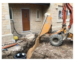 Looking For a sewer connection service in Sheffield?