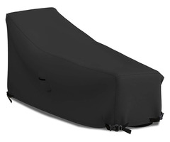 Patio Chaise Lounge Cover 18 Oz Waterproof