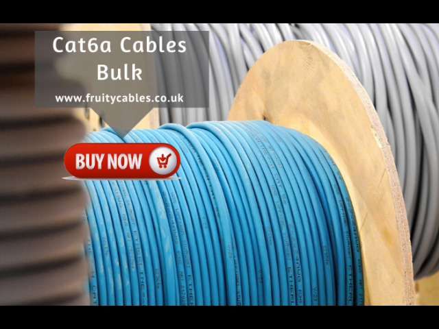 Purchase Online Cat6a Cable in Bulk | free-classifieds.co.uk