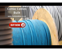 Purchase Online Cat6a Cable in Bulk