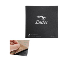 5pcs Creality 3D® 235*235mm Frosted Heated Bed Hot Bed Platform Sticker With 3M Backing For Ender-3