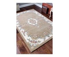 Royal Rug by Oriental Weavers in Beige Colour - Rugs UK