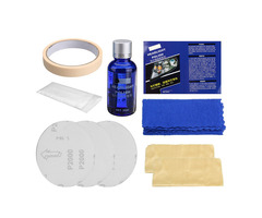 Car Headlight Lens Restoration Liquid Repair Tool Plastic Light Polishing Cleaner | free-classifieds.co.uk