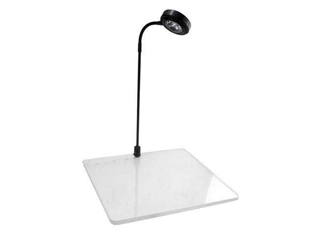 3W LED Lighting Small Fish Tank Ornamental Lighting White ( EU Plug ) | free-classifieds.co.uk