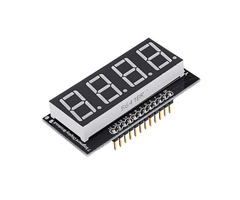 YwRobot® Four Digital Tube Red LED Display Module Common Anode For Arduino Electronic Building Block