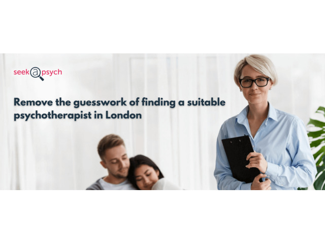 Find a suitable psychotherapist in London   free-classifieds.co.uk