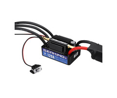 Hobbywing Seaking V3 120A Brushless Waterproof ESC Speed Controller Built-in BEC for Rc Boat Parts