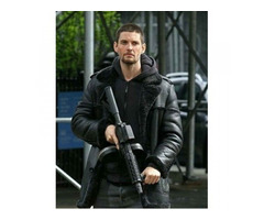The Punisher 2 Billy Russo Leather Jacket