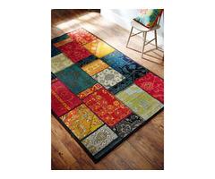 Attractive Kaleidoscope Rug by Oriental Weavers in 9Z Design