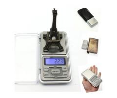 Mini LCD Portable Pocket Digital Jewelry Scale Electronic Gram
