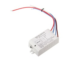 220V Auto Motion Sensor Sensing Switch Microwave Radar Sensor with Fire Line
