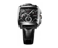 Tag Heuer Monaco Ls Chronograph Black Solid