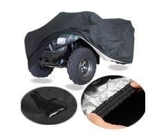 Quad Bike Tractor ATV Cover Anti-UV Rain Waterproof Heatproof XXXL