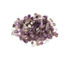 100g 3-5mm 100g Natural Amethyst Point Quartz Stone DIY Jewelry Accessories