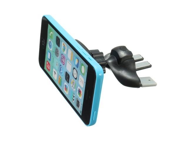Universal 360º Magnetic Car CD Slot Air Vent Mount Phone Holder GPS Stand Cradle | FreeAds.info
