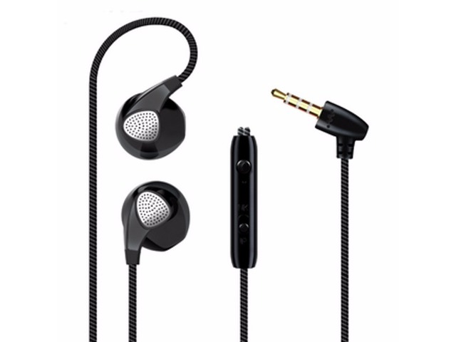 QKZ S11 In-ear Heavy Bass Stereo Music Sport Earphone With Microphone | FreeAds.info