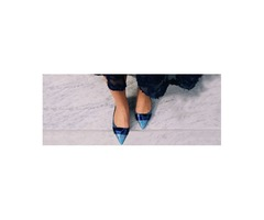 Casual shoes for more elegant and appealing look