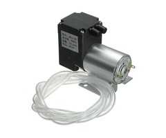 DC 12V Mini Vacuum Pump Negative Pressure Suction Pump 12L/min 120kpa With Holder