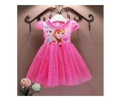 Dress up your little princess with cute queen Cosplay dresses