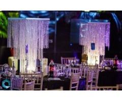 Wedding Centrepiece Hire in London - Wow Rentals
