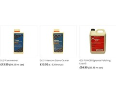 High Quality Granite Cleaning Products- Tikko Products