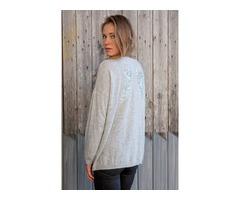 Shop Cashmere Star Jumper at Best Price Online - Luella Fashion