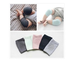 Baby Safety Crawling Warmers Cotton Cushion Infant Knee Protector Kids Short Kneepad