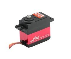 JX PDI-6221MG 20KG Large Torque Digital Standard Servo 360 Degree CW