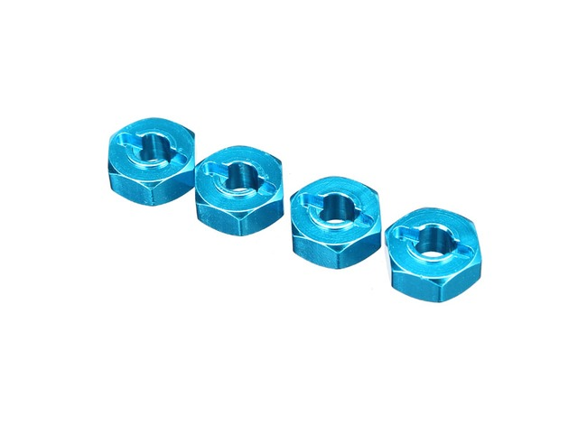 HSP Wheel Hexagon 102042 12mm in diameter 5mm in Thickness with Plug | free-classifieds.co.uk