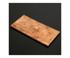 3mmx50mmx100mm Copper Sheet Plate for Metalworking