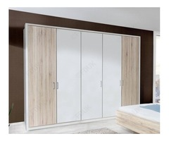 Wiemann Arizona Wooden Door Wardrobe | Furnituredirectuk.net