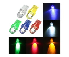 12V T10 W5W 501 LED Car Signal Turning Side Lights Indicator Bulb