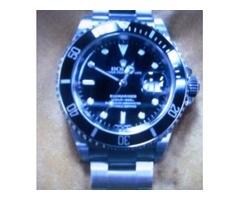 Gents Rolex Submariner 16610 date Watch ( it's not a fake one )