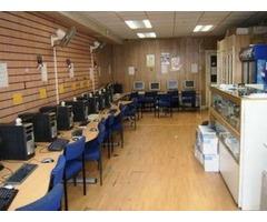 Internet Cafe Shop For Sale (£860 pcm)   free-classifieds.co.uk