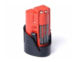 Milwaukee M12 Cordless Drill Battery
