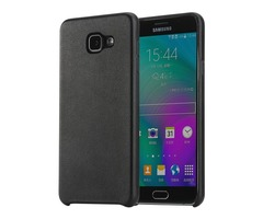 Rock Touch Series Durable PU PC Back Cover Case For Samsung Galaxy A9