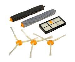 6Pcs Filter Replacement Vacuum Part For iRobot Roomba 800 870 880 Series Vacuum Cleaner