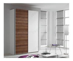 Rauch Furniture Quadra Gliding Door Wardrobe | FDUK