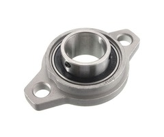 20/25/30/35mm Inner Diameter Flange Bearing Zinc Alloy KFL004/5/6/7 Flange Pillow Block Bearings