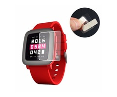 Anti-Scratch Transparent Screen Protector For Watch