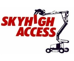 Train Yourself in Aerial Work Platform with Sky High Access Ltd.